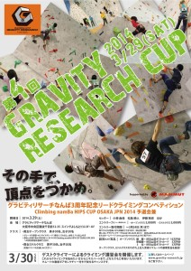 第4回 GRAVITY RESEARCH CUP