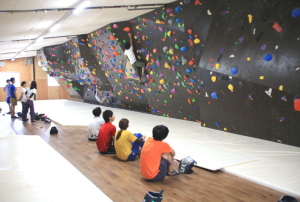 岐阜県多治見市のボルダリングジム『Granite(グラニット)』
