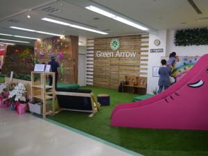 千葉県千葉市美浜区のボルダリングジム『Green Arrow MAKUHARI(グリーンアロー 幕張)』