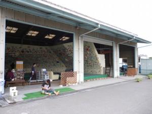鹿児島県鹿児島市のボルダリングジム『River Side Wall Kagoshima(リバーサイドウォール鹿児島)』