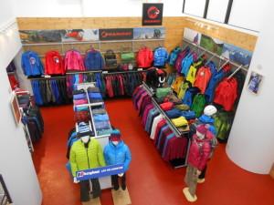 東京都町田市の登山・クライミング用品の店『R&T MOUNTAIN PROSHOP(R&Tマウンテンプロショップ)』