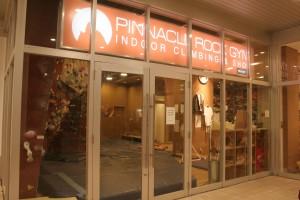 ボルダリングジム PINNACLE ROCK GYM(ピナクルロックジム) 横浜店