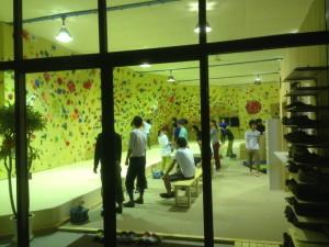 静岡県袋井市のボルダリングジム『プラネットクライミング 袋井店』